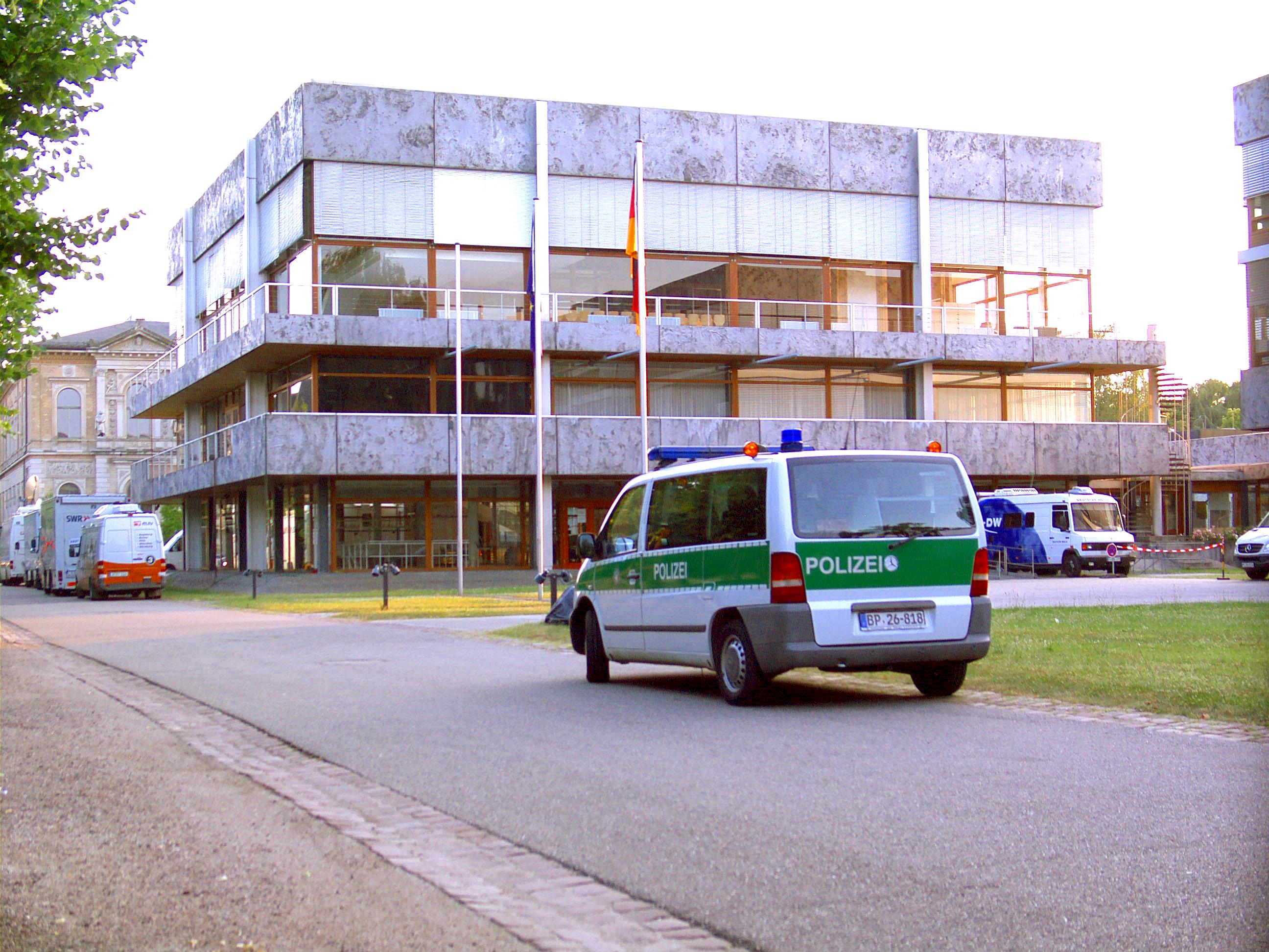 Bundesverfassungsgericht Karlsruhe (1)
