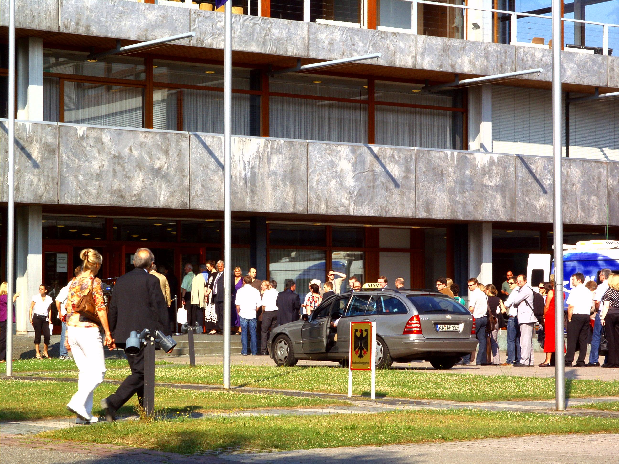 Bundesverfassungsgericht Karlsruhe (2)